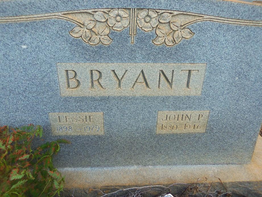 Lessie <i>Fuller</i> Bryant