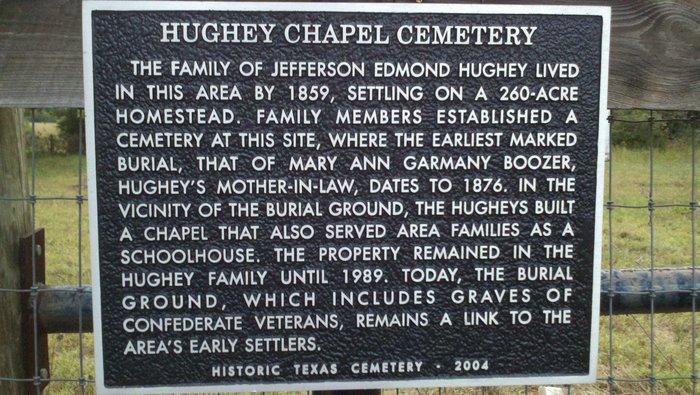 Hughey Chapel Cemetery