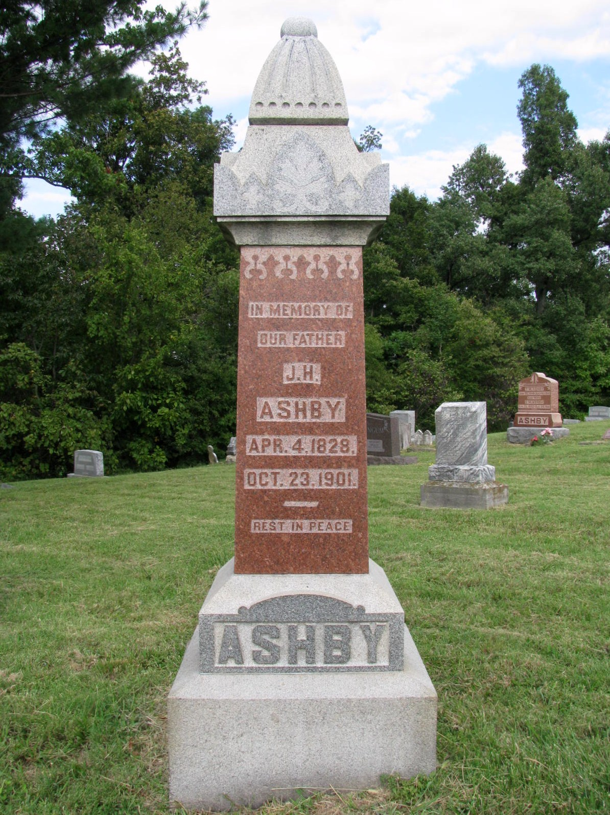 John Henry Ashby