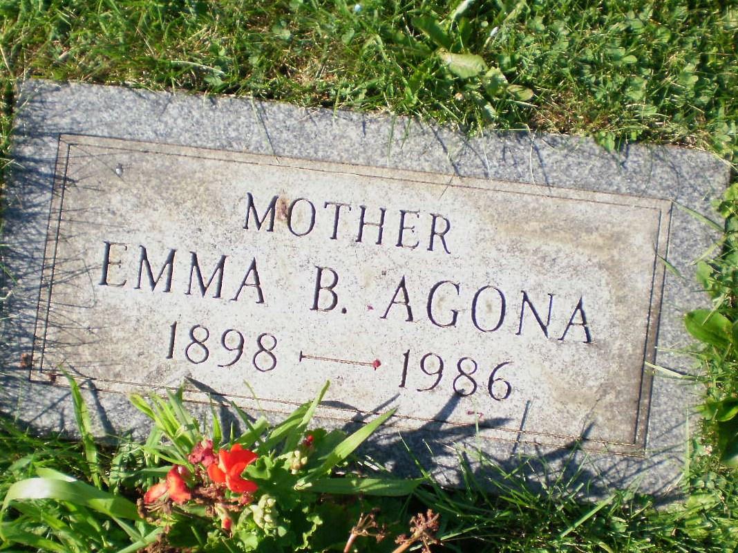 Emma B. Agona