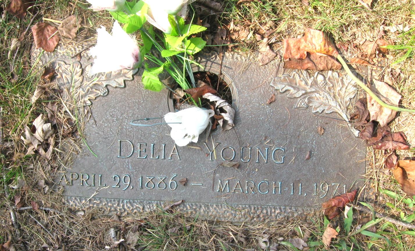 Delia <i>Martin</i> Young
