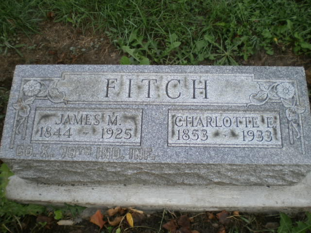 Charlotte Elizabeth <i>Means</i> Fitch