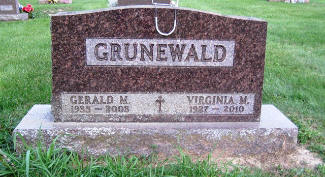 Gerald Martin Grunewald