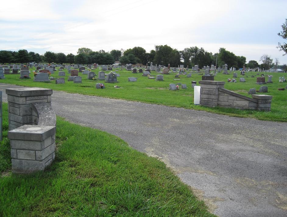 Wanda Cemetery
