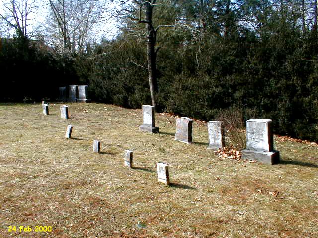 Fotheringay Cemetery