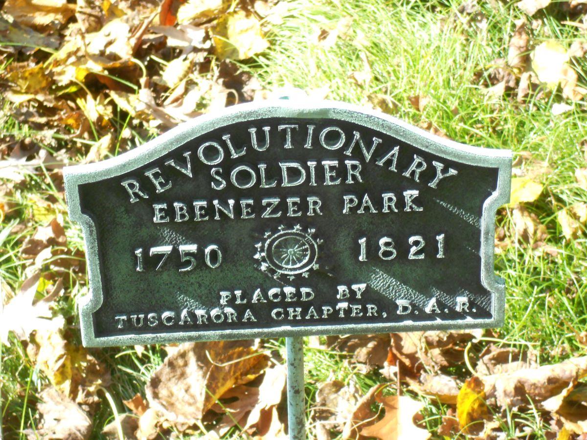 Ebenezer Park, Sr
