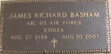 James Richard Basham