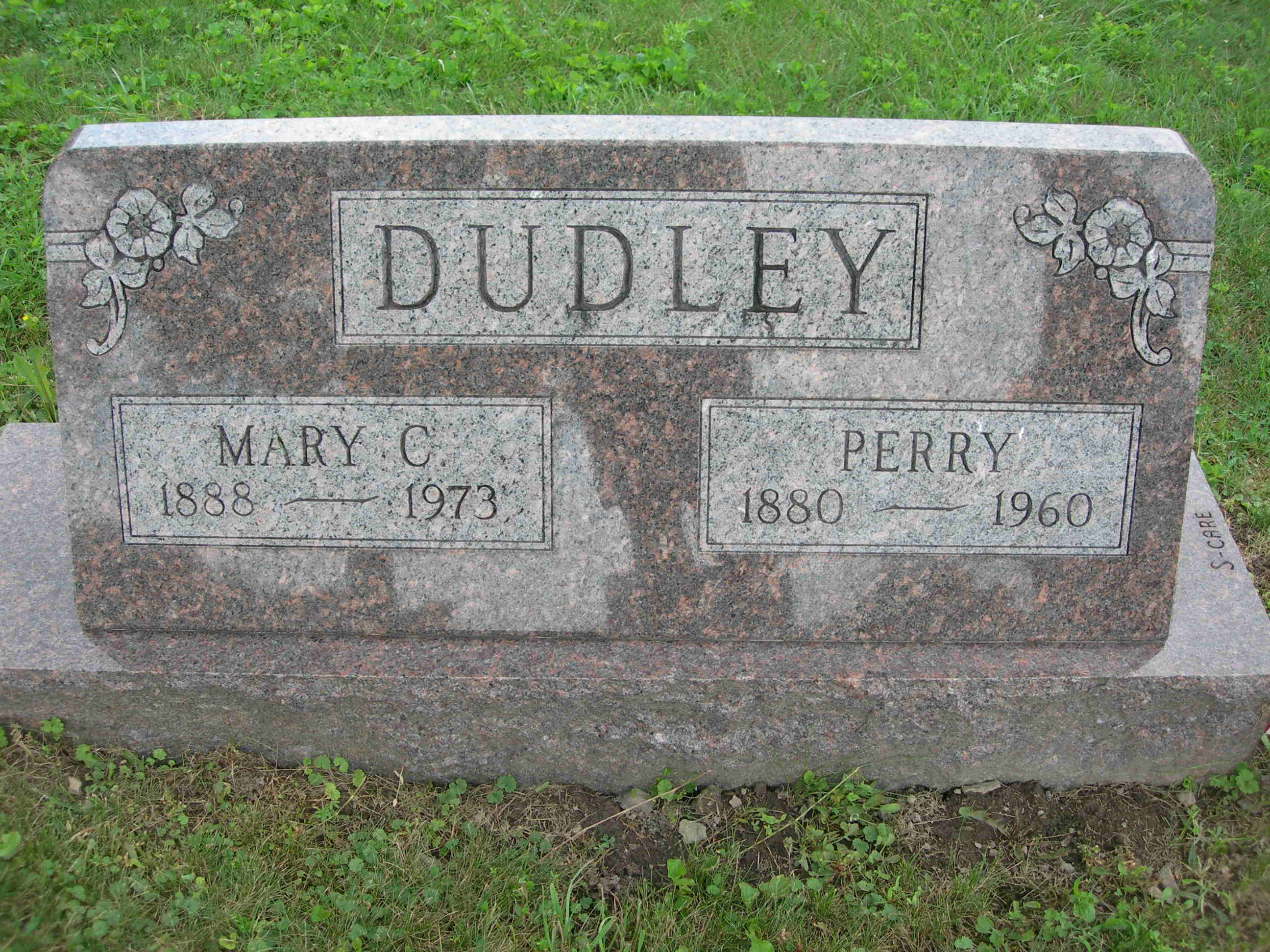 Perry Dudley