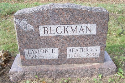 Beatrice L. Beatie <i>Morningstar</i> Beckman
