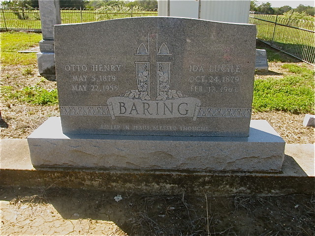 Otto Henry Baring
