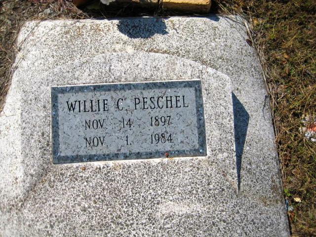 Willie C. Peschel