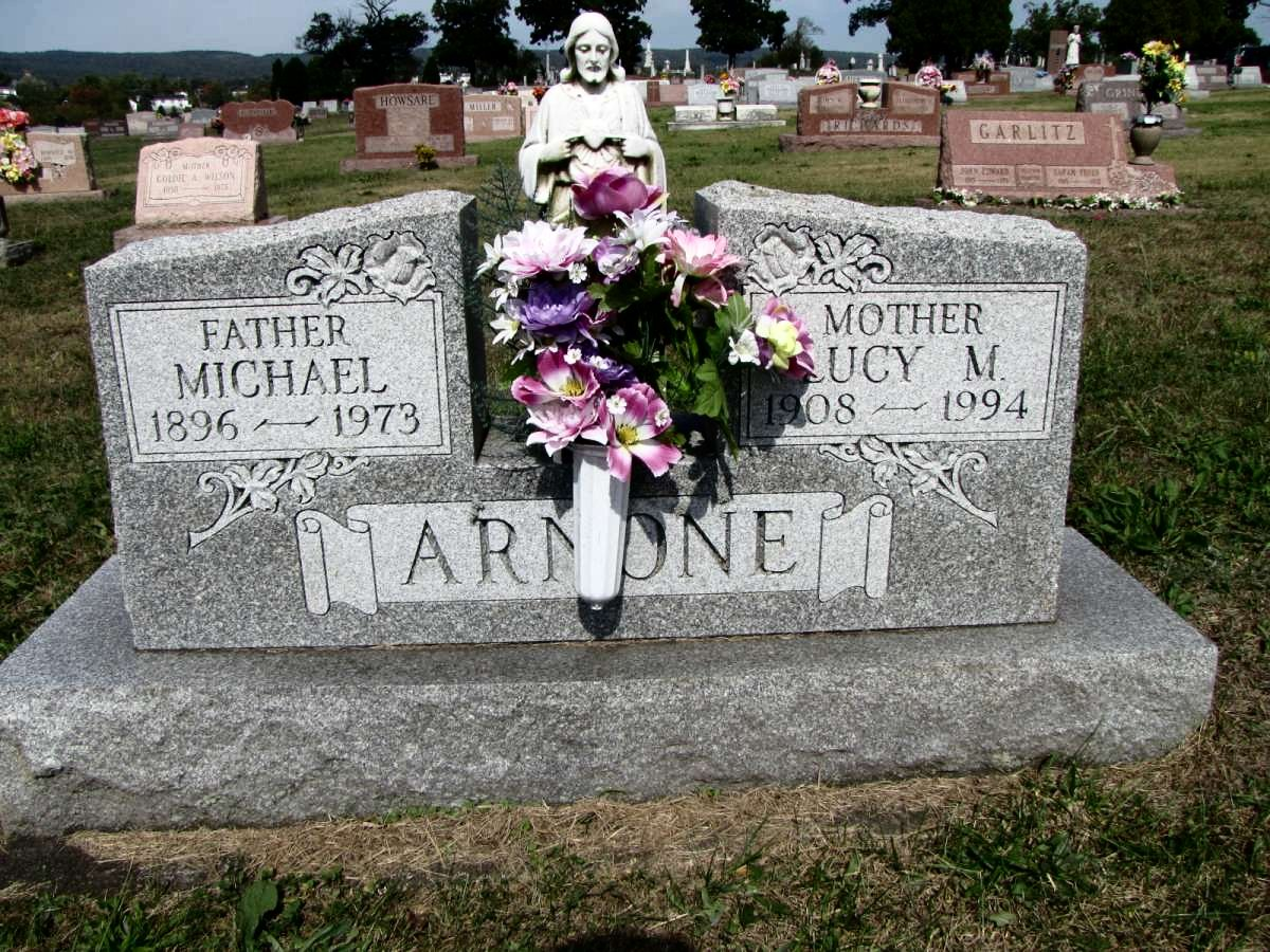Lucy M. <i>Fabbri</i> Arnone