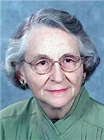 Martha Frances <i>Swofford</i> McDavitt