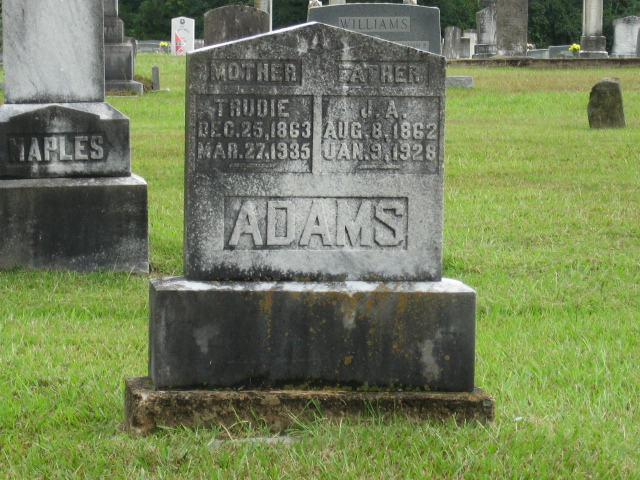 Trudie <i>Cherry</i> Adams