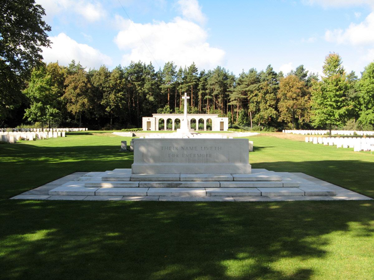 Berlin 1939-1945 War Cemetery