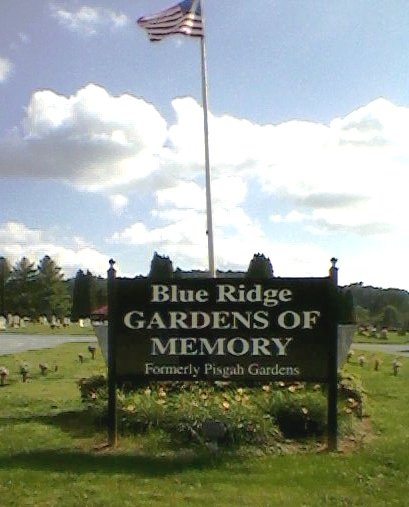 Blue Ridge Gardens of Memory Cemetery