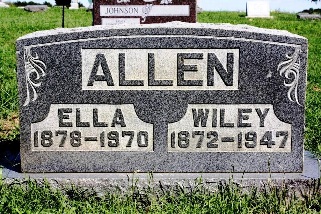 Wiley Allen