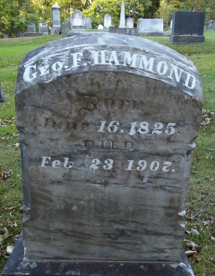 George Francis Hammond