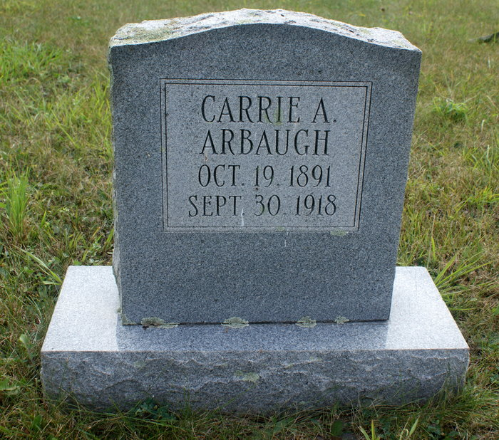 Carrie A. Arbaugh