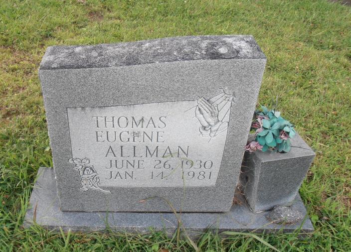 Thomas Eugene Allman