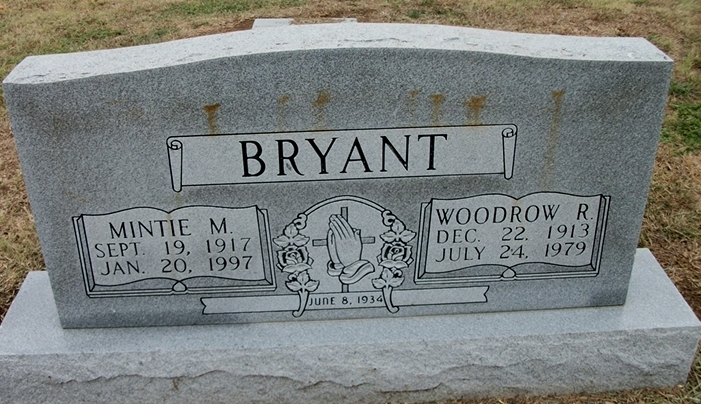 Mintie Maurine <i>Stone</i> Bryant