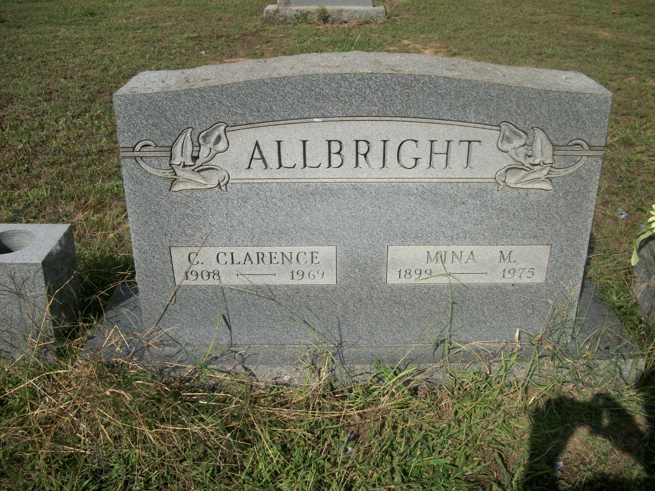 Charles Clarence Allbright