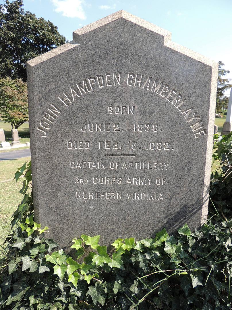 John Hampden Chamberlayne