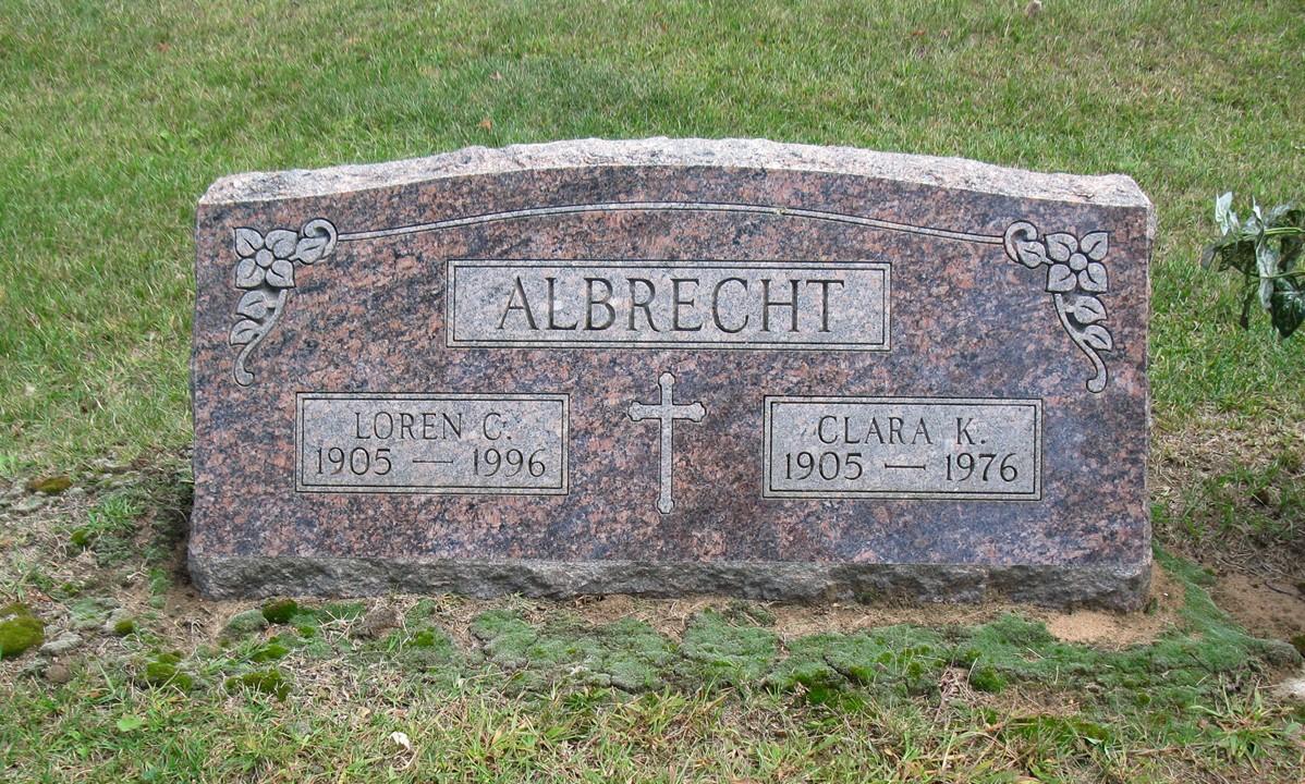 Loren C Albrecht