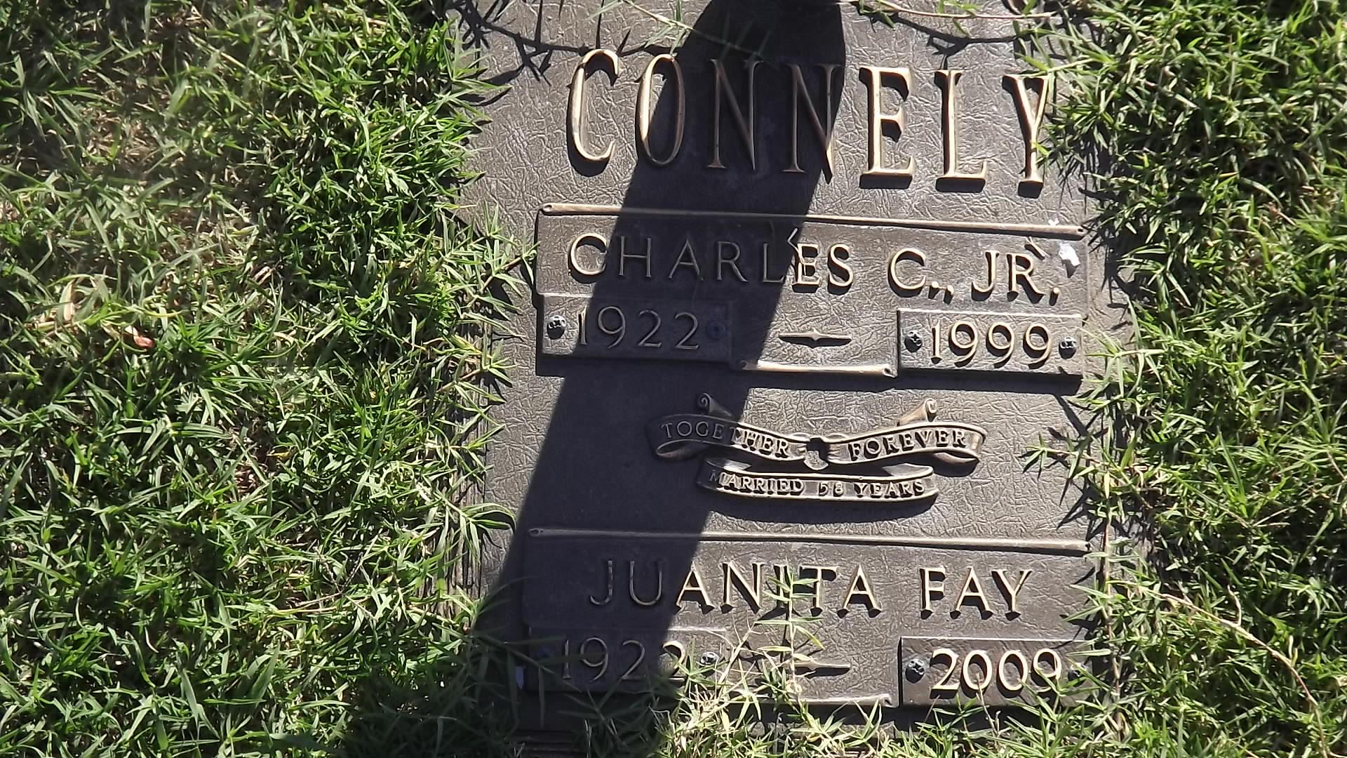 Juanita Fay <i>Arbuckle</i> Connely