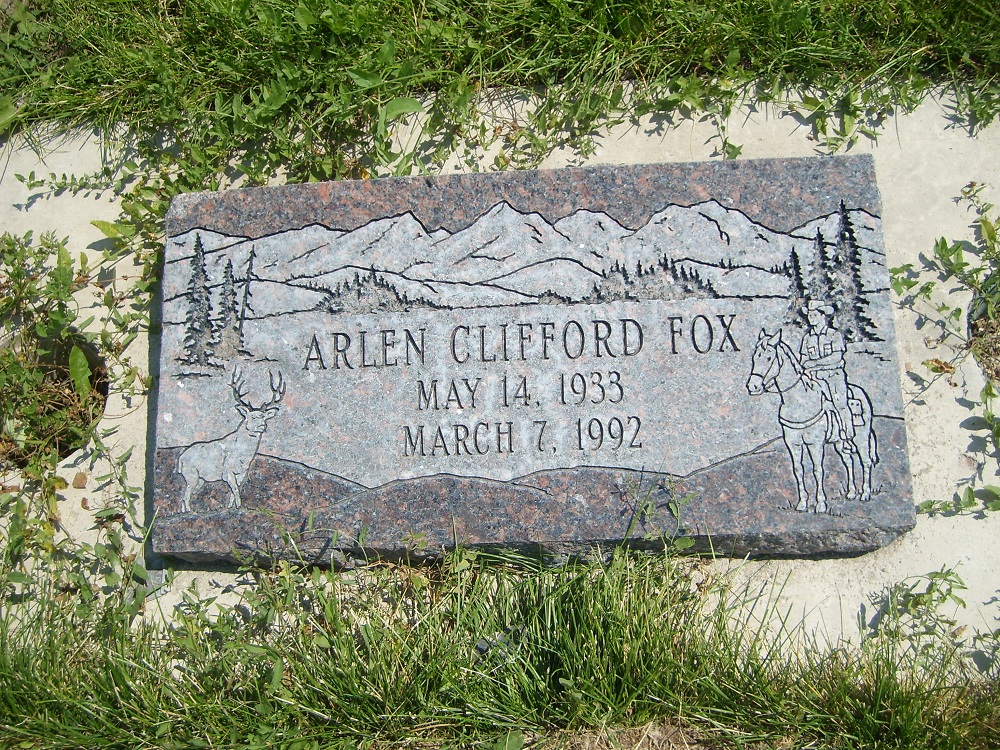 Arlen Clifford Fox