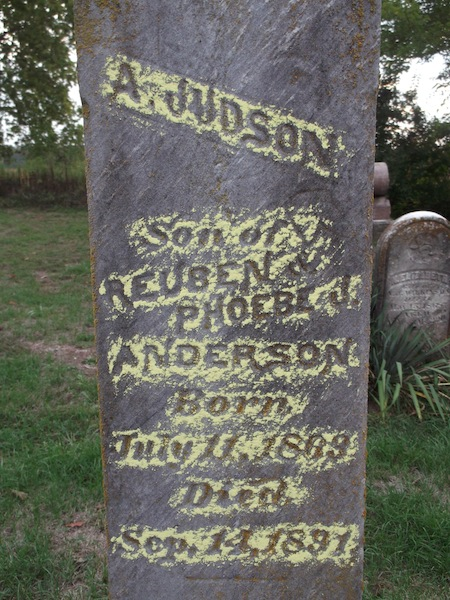A. Judson Anderson