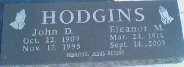 John David Hodgins