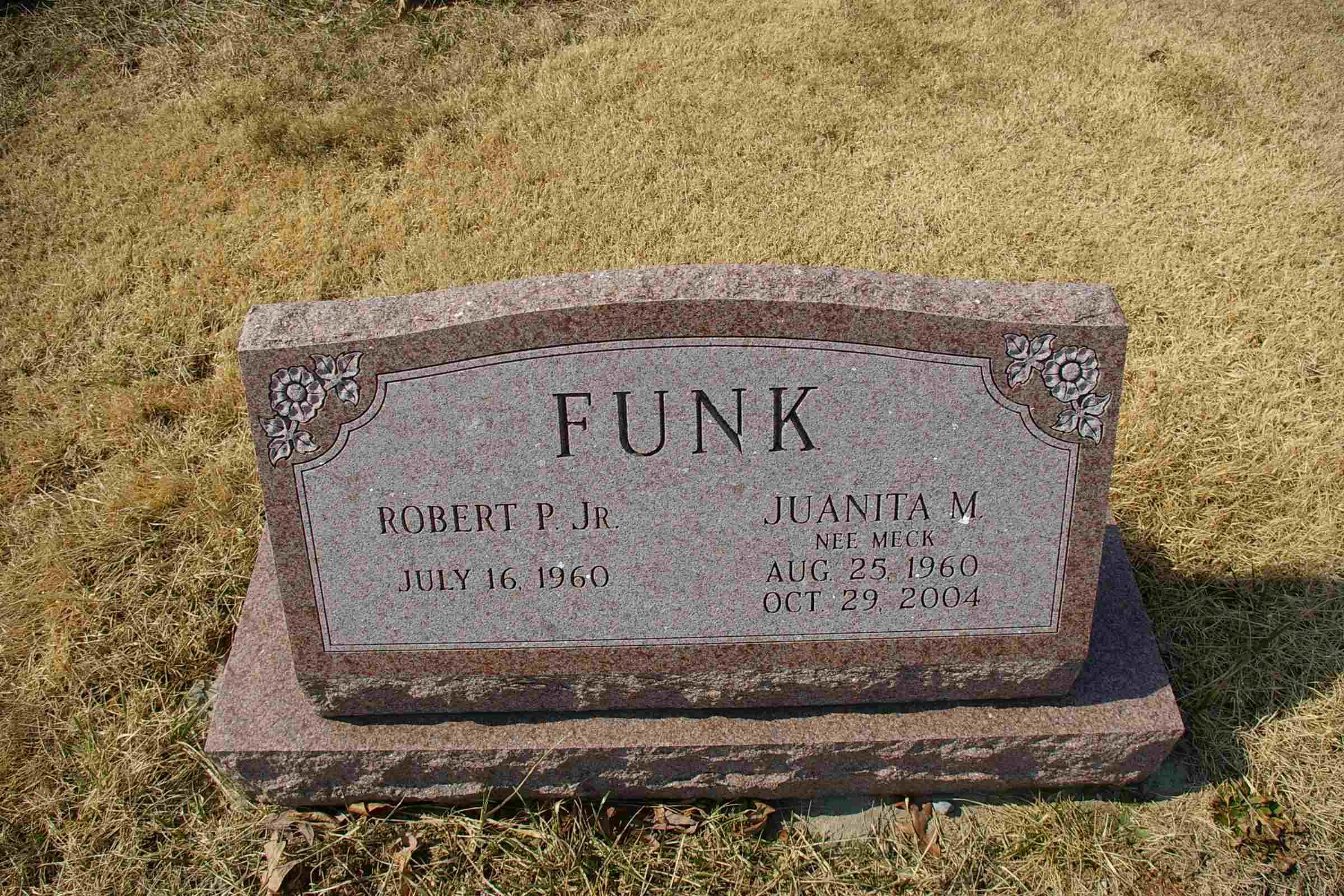Juanita M <i>Meck</i> Funk