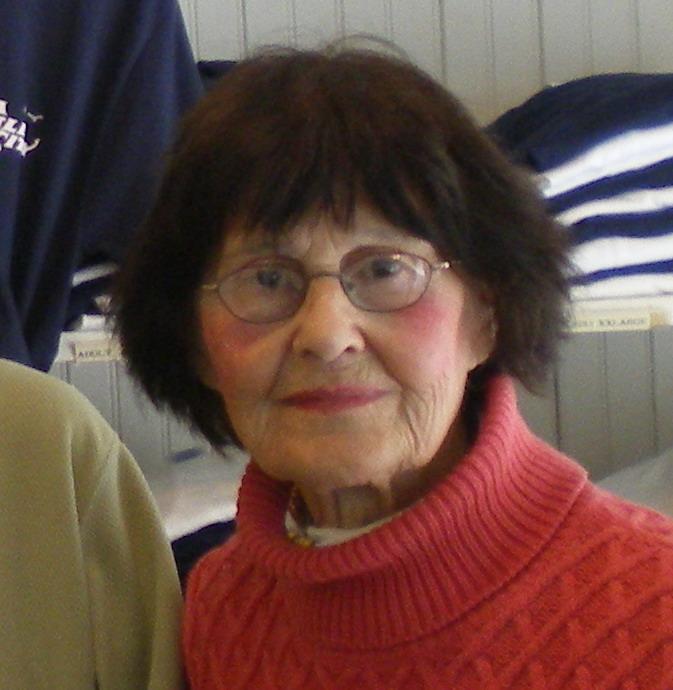 Lucy J. <i>LaRosa</i> Jargowsky