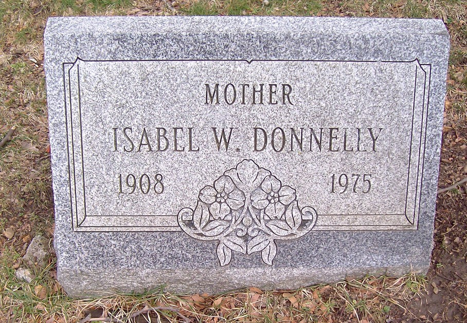 Isabel W Donnelly