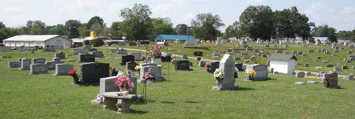 Henderson City Cemetery