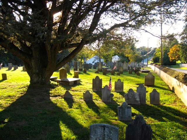 New London Presbyterian Church Cemetery