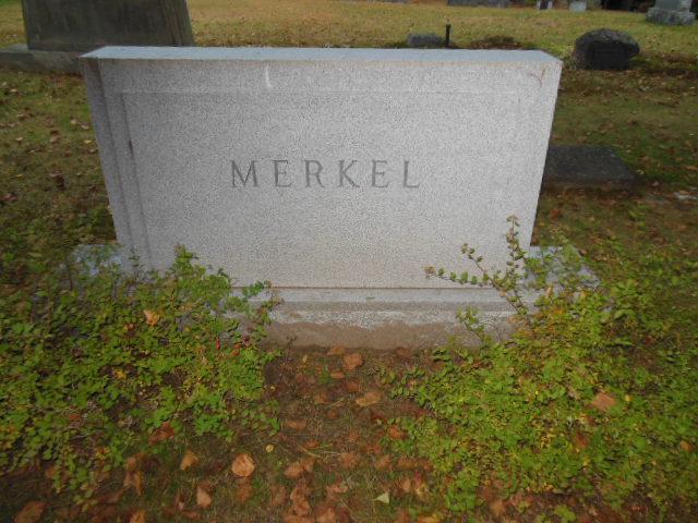 Dr Carl George Merkel
