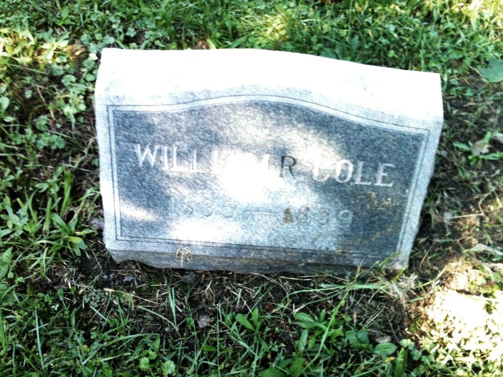 William R Cole