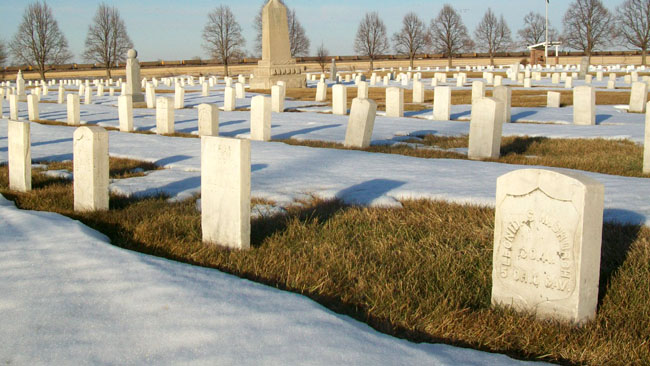 Soldiers And Sailors Cemetery