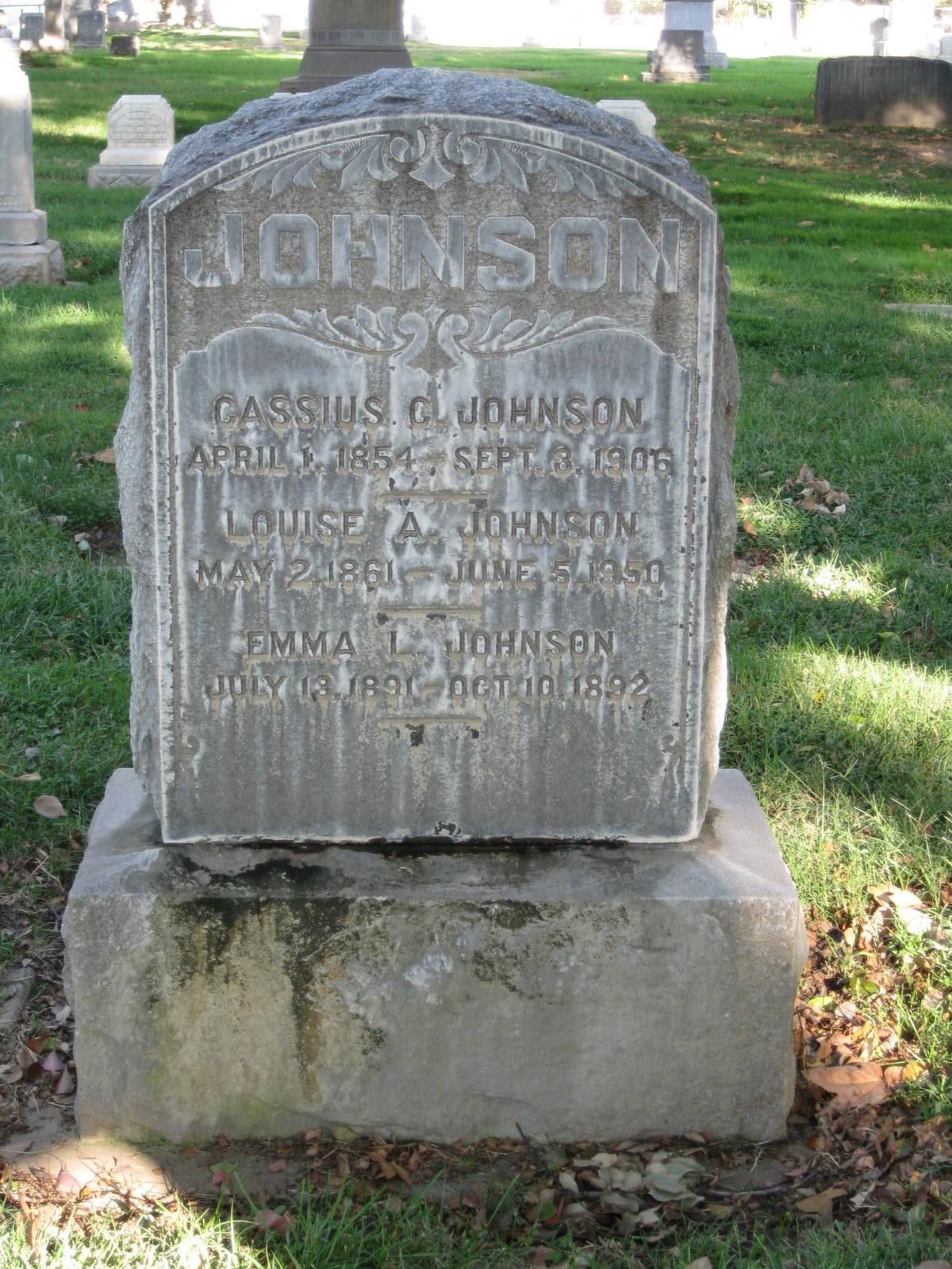 Cassius C. Johnson