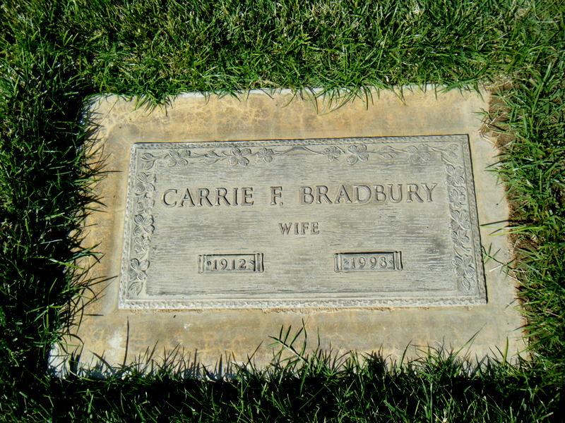Carrie F Bradbury
