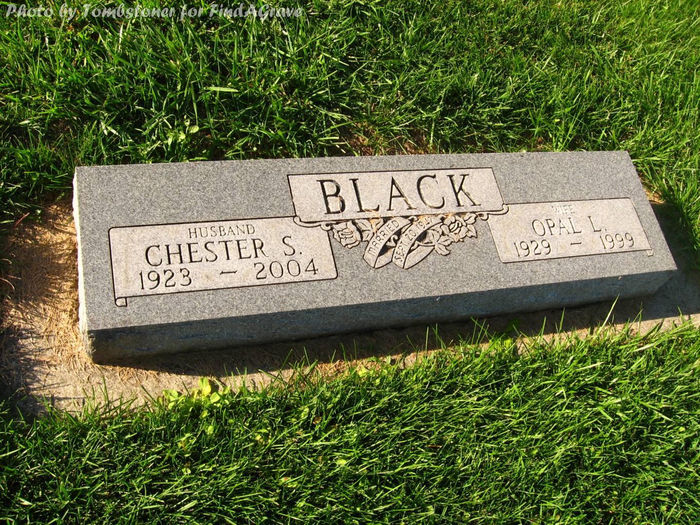 Chester S. Black