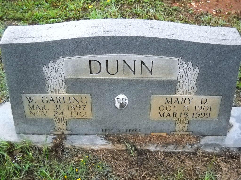 Mary Drucilla <i>Snyder</i> Dunn