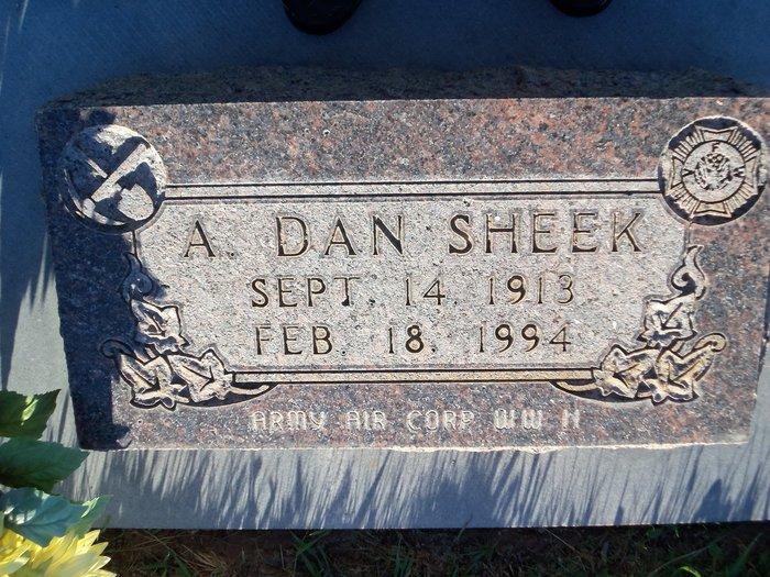 Adrion Dan Sheek