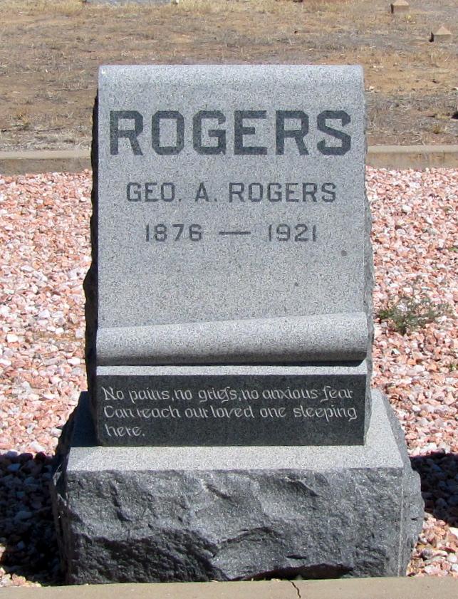 George Alden Rogers