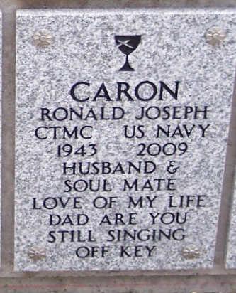 Ronald Joseph Caron