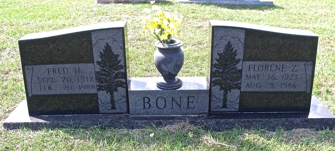 Florene Zadie <i>Scurlock</i> Bone