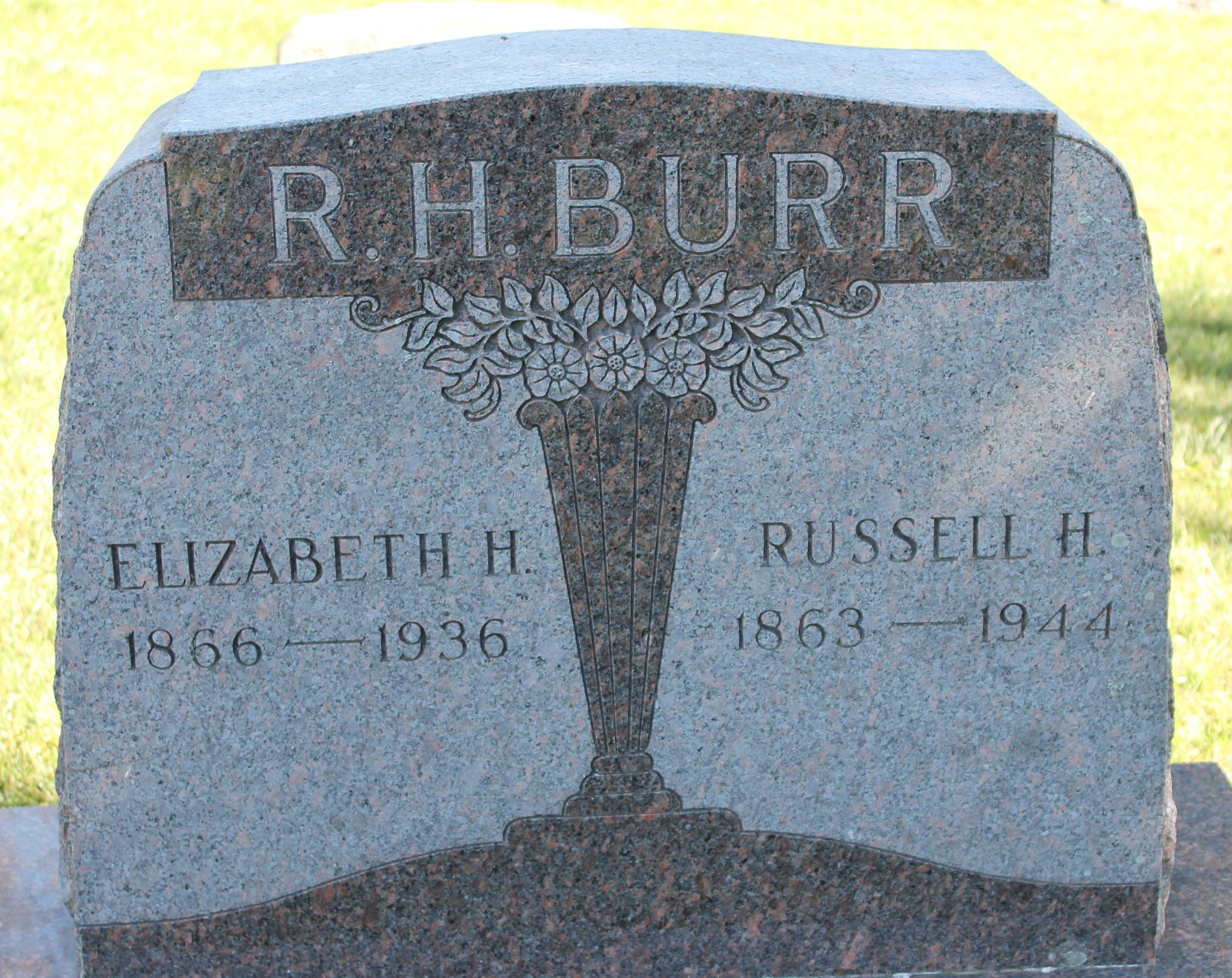 Elizabeth H. Burr