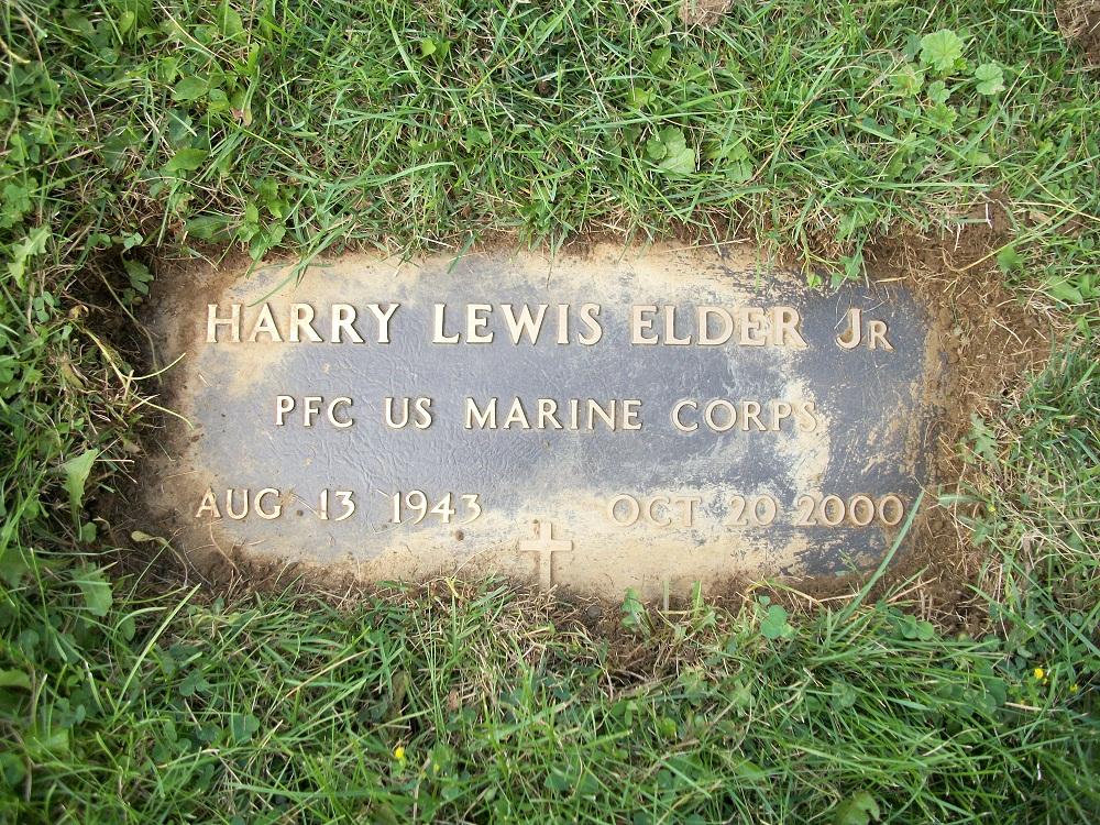 Harry Lewis Elder Jr.